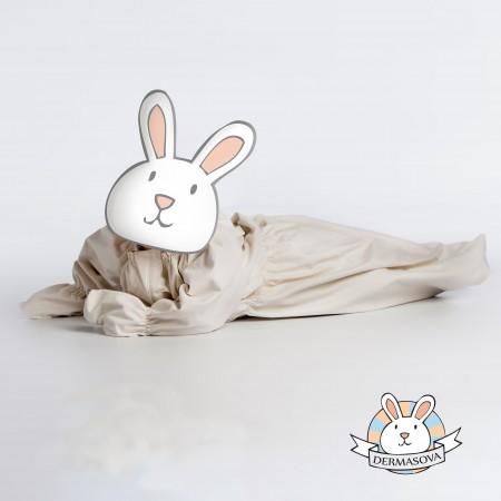 DERMASOVA Baby One-Piece Suit (62/68) Atopic Dermatitis